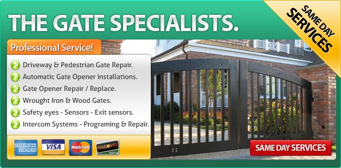 Gate Repair Dresher PA